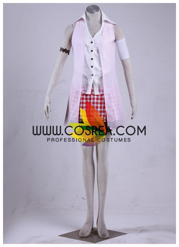 Final Fantasy XIII Serah Farron Cosplay Costume - Cosrea Cosplay