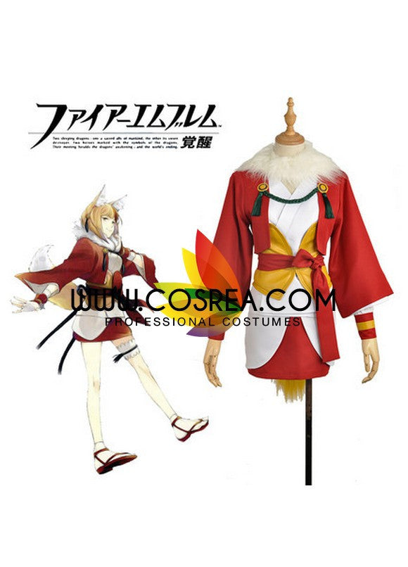 Fire Emblem Selkie Cosplay Costume - Cosrea Cosplay