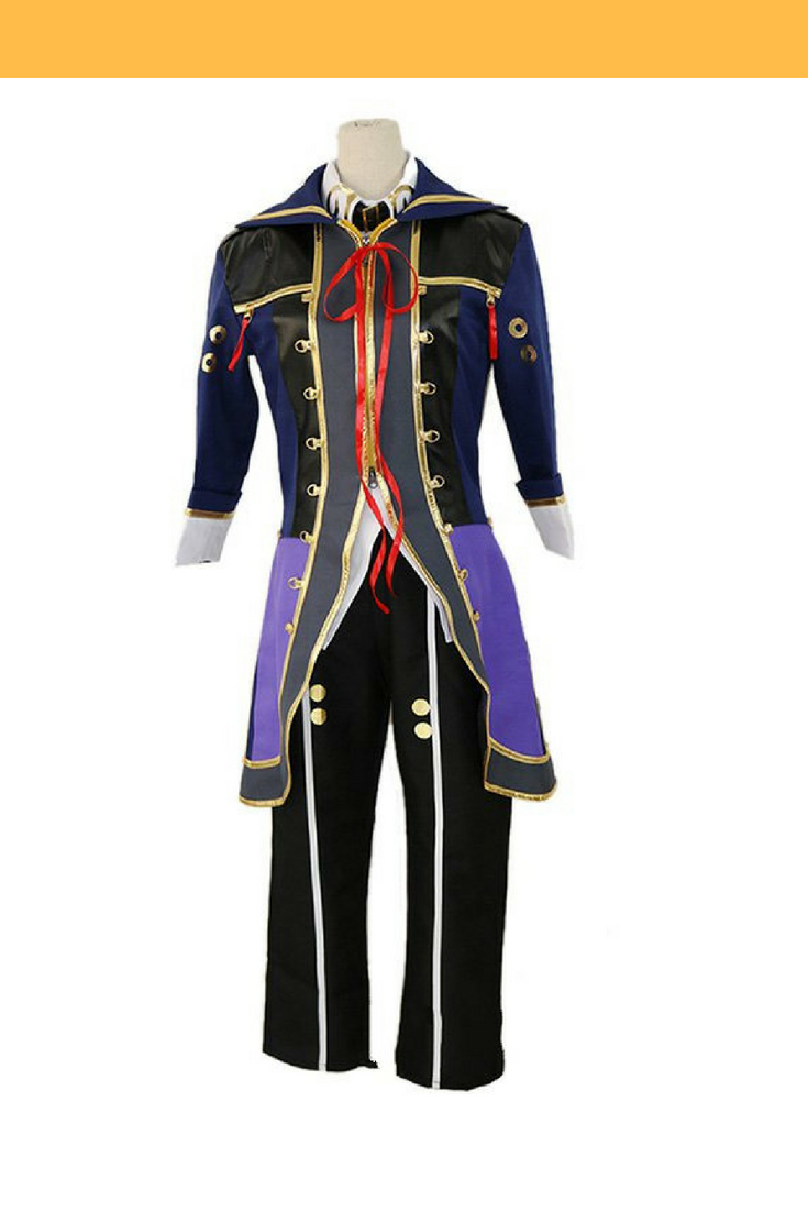 God Eater 2 Julius Complete Cosplay Costume