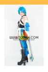 Cosrea Games Kingdom Hearts Dream Drop Aqua Cosplay Costume