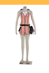 Kingdom Hearts Kairi Classic Cosplay Costume