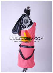 Kingdom Hearts Kairi Pink Cosplay Costume - Cosrea Cosplay