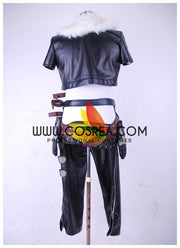 Kingdom Hearts Leon Cosplay Costume - Cosrea Cosplay