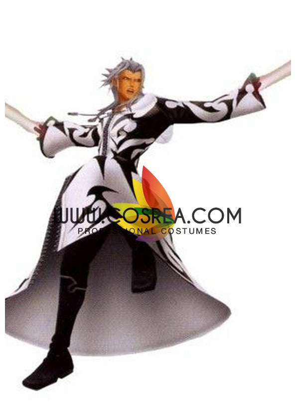 Kingdom Hearts Xemnas Final Form Cosplay Costume - Cosrea Cosplay