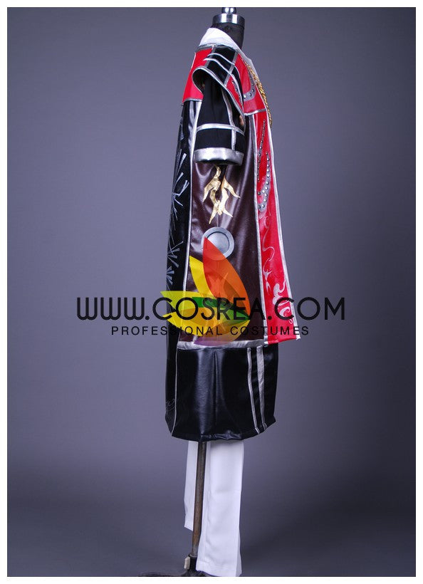 Last Remnant David Nassau Cosplay Costume - Cosrea Cosplay