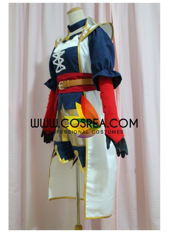 Cosrea Games League of Legend Captain Fortune Cosplay Costume