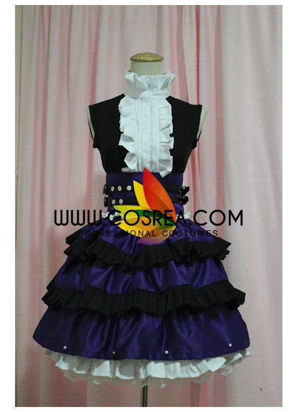 League of Legend Goth Annie Cosplay Costume - Cosrea Cosplay