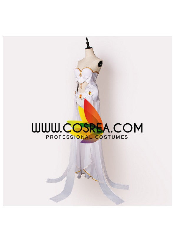 League of Legend Janna Classic Cosplay Costume - Cosrea Cosplay
