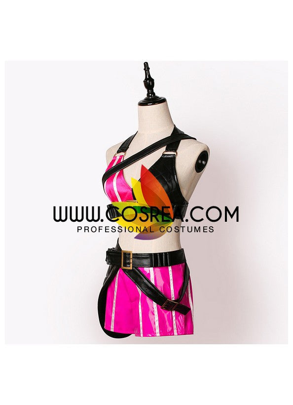League of Legend Jinx Classic Cosplay Costume - Cosrea Cosplay