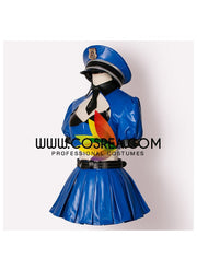 Cosrea Games League of Legend Officer Caitlyn Cosplay Costume