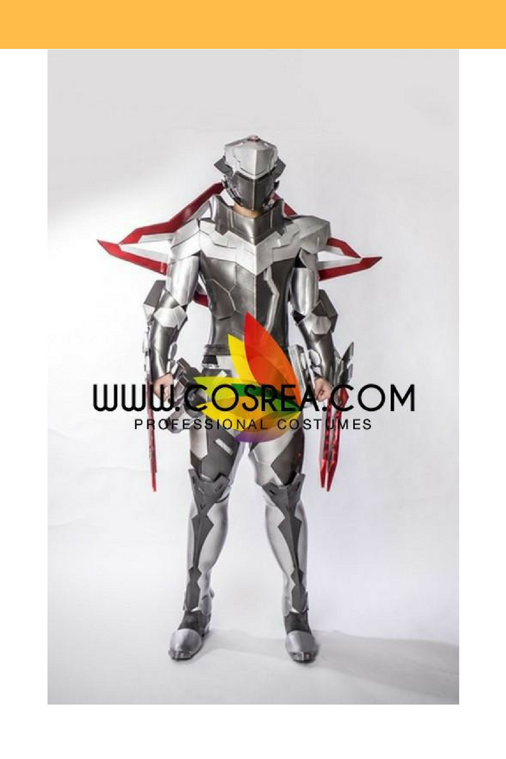 Project Zed League of Legend Armor Cosplay Costume