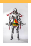 Cosrea Games League of Legend Project Zed Red Cosplay Costume