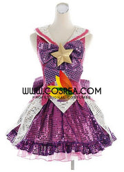 League of Legend Star Guardian Lux Sequin Cosplay Costume - Cosrea Cosplay