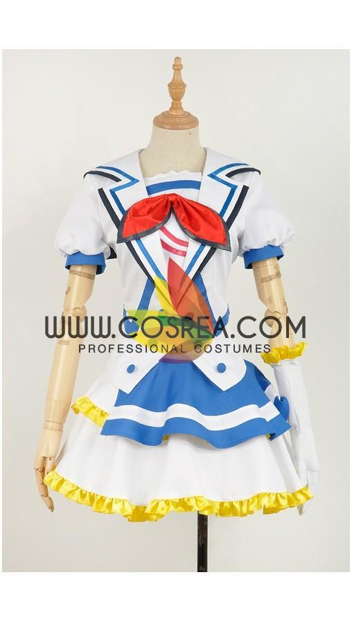 Cosrea Games Love Live Aquors Aozora Jumping Heart Cosplay Costume