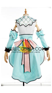 Cosrea Games Love Live Aquors White Valentines Cosplay Costume
