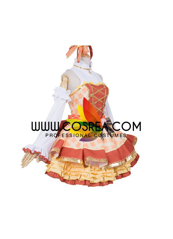 Cosrea Games Love Live SR Flower Awakening Cosplay Costume