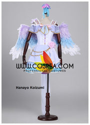 Love Live SR White Valentines Deluxe Cosplay Costume - Cosrea Cosplay