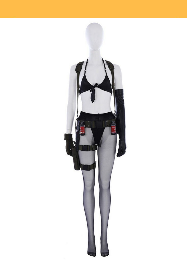 Metal Gear Solid V Quiet Cosplay Costume