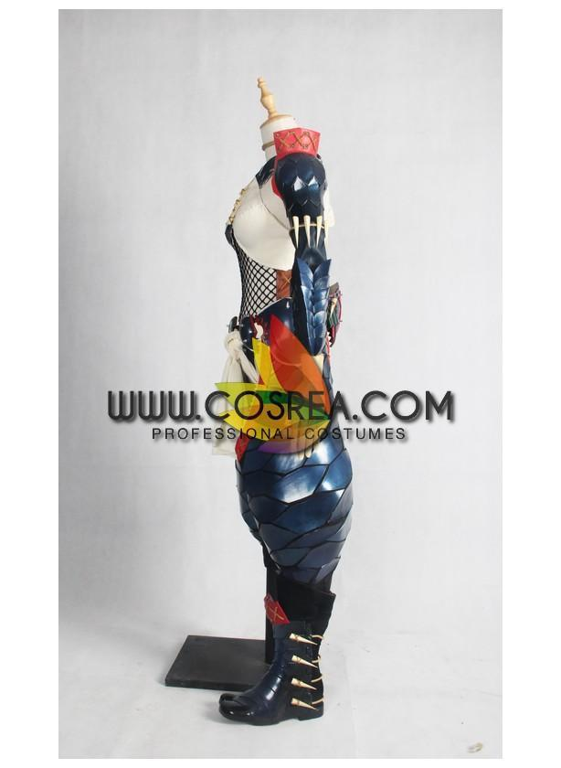 Nargacuga Female Monster Hunter Custom Cosplay Armor - Cosrea Cosplay