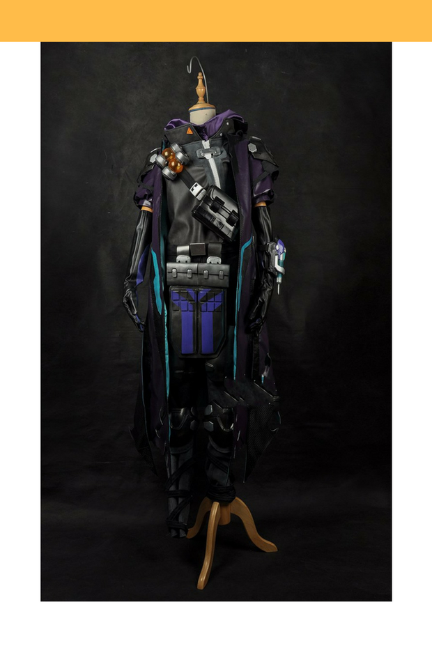 Overwatch Ana Shrike Skin Cosplay Costume - Cosrea Cosplay