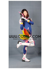 Overwatch DVA Complete Cosplay Costume