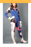 Cosrea Games Overwatch DVA Complete Cosplay Costume