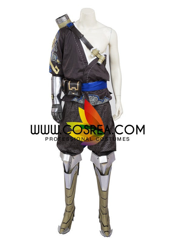 Overwatch Hanzo Cosplay Costume - Cosrea Cosplay