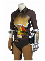 Overwatch Mccree Cosplay Costume - Cosrea Cosplay