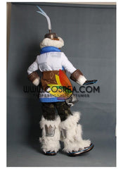Overwatch Mei Yeti Hunter Cosplay Costume - Cosrea Cosplay