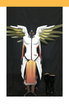 Cosrea Games Overwatch Mercy Complete Cosplay Costume
