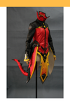 Cosrea Games Overwatch Mercy Devil Skin Complete Cosplay Costume