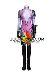 Overwatch Widowmaker Fully Covered Cosplay Costume