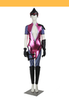 Cosrea Games Overwatch Widowmaker Classic Cosplay Costume