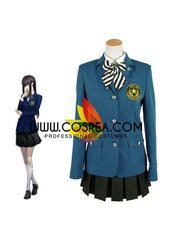 Persona 5 Kosei High School Female Uniform Cosplay Costume