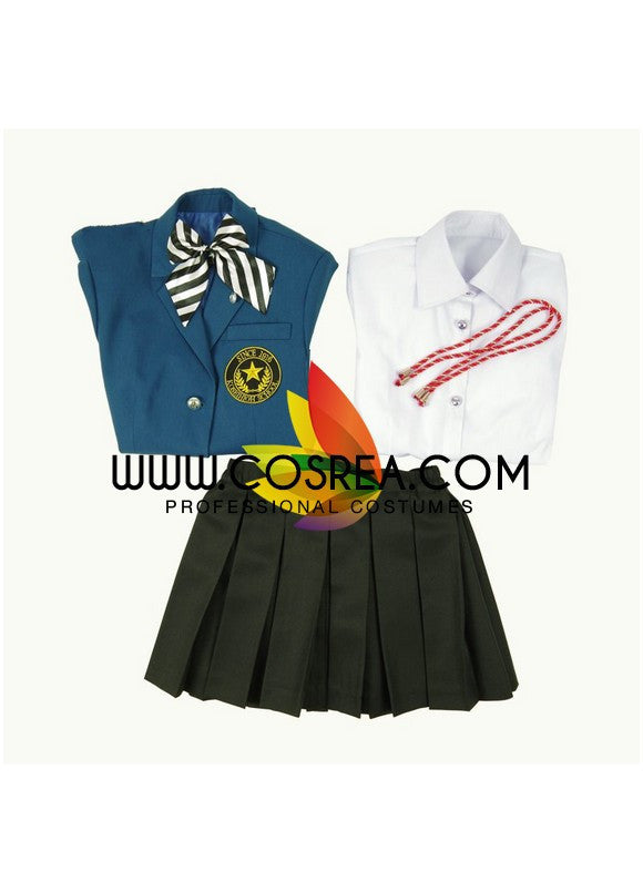 Persona 5 Kosei High School Female Uniform Cosplay Costume - Cosrea Cosplay