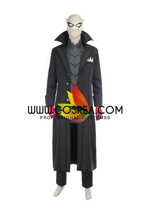 Persona 5 Protagonist Thief Complete Cosplay Costume - Cosrea Cosplay