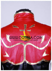 Ragnarok Online Priest Cosplay Costume