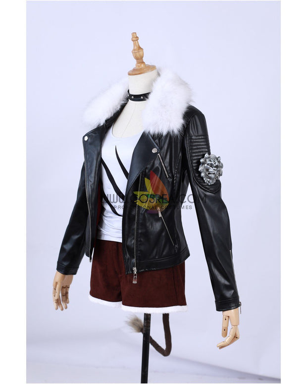 Cosrea Games Seige Arknights Cosplay Costume