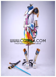 Faize Star Ocean High Detail PU Leather Cosplay Costume - Cosrea Cosplay