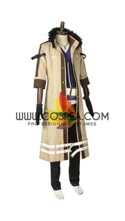 Cosrea Games The Legend of Heroes IV Crow Armbrust Cosplay Costume
