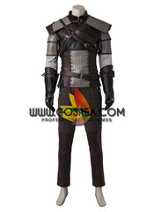 Witcher 3 Geralt of Rivia Cosplay Costume