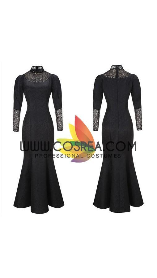 Witcher Series Yennefer Cosplay Costume - Cosrea Cosplay