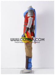 Hyrule Warriors Link Red Cosplay Costume - Cosrea Cosplay