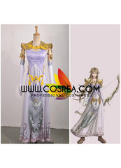 Zelda Princess Twilight Cosplay Costume