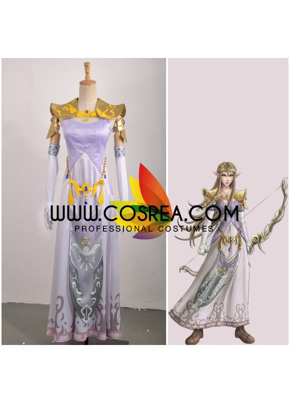 Zelda Princess Twilight Cosplay Costume - Cosrea Cosplay