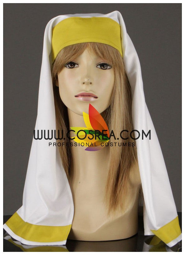 A Certain Magical Index Index Cosplay Costume - Cosrea Cosplay