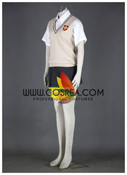 A Certain Magical Index Mikoto Misaka Cosplay Costume - Cosrea Cosplay