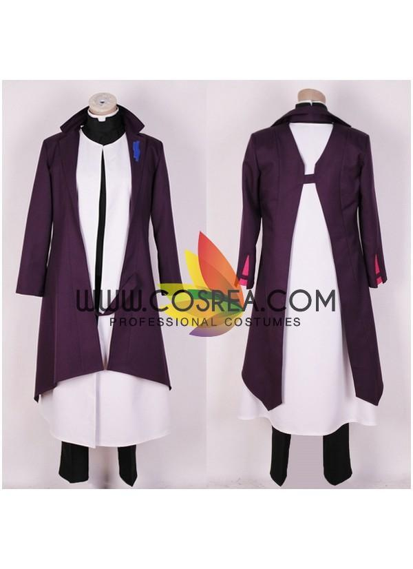 Cosrea K-O Brera Sterne The Fake Songstress Macross Frontier Cosplay Costume