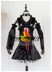Death Note Misa Gothic Lolita Cosplay Costume