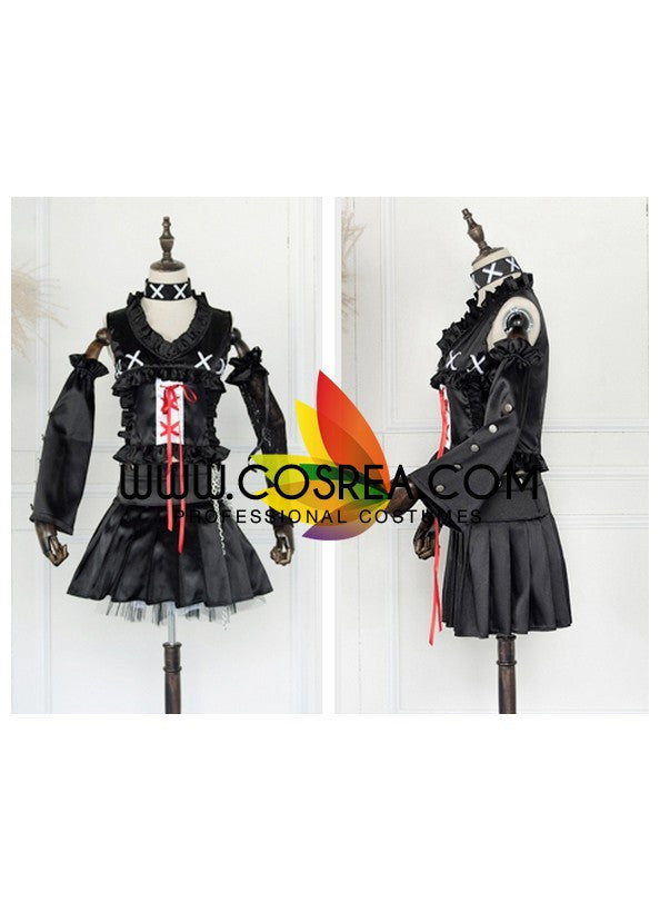 Death Note Misa Gothic Lolita Cosplay Costume - Cosrea Cosplay